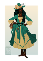 [closed] Adopt - Herbalist by fionadoesadopts