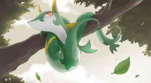 Pokemon: Serperior 2