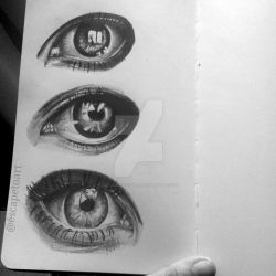 Eyes by TheConnect2Art