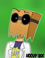 Dr Flug/VILLAINOUS by HOOVYMX