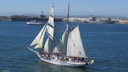 Tall ship 4 by Transportphotos