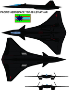 Pacific Aerospace YSF-16 Leviathan by bagera3005