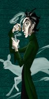 Severus Snape by poly-m