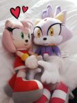 Blazamy plushies by Dorito-Queen-Celeste