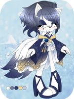#19 AUCTION ADOPT [CLOSED] (Female Sonic OC) by Star-Kaito