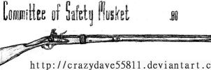 US Committee of Safety Musket by CrazyDave55811