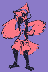 Commission: Patreon Limited Palette 1 by Lucheek