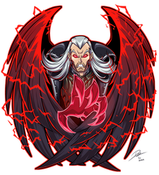 Swain The Noxian Grand General by Kraus-Illustration