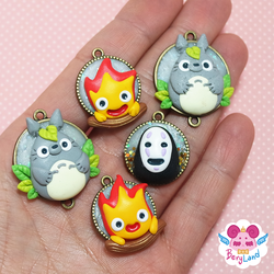 Totoro and Friends by dragonfly-world