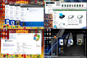 Ghost Windows 7 sp1 BTM v9 New Year 2013 by minh2541995