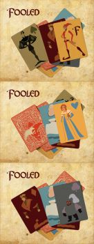 Fooled - Icon Card Stacks by BreakTheDay