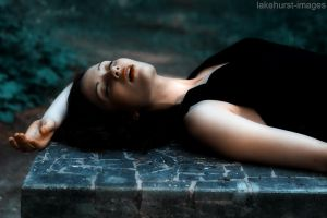 Fainted on the wiccan altar? by lakehurst-images