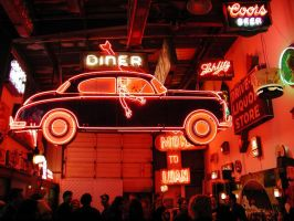 Neon Signs by Frostola