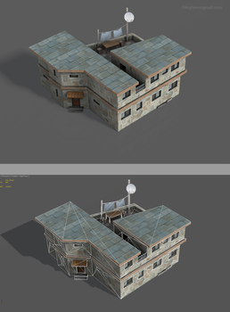 GAME SET01--house2 floors 021 wire by z-Gen