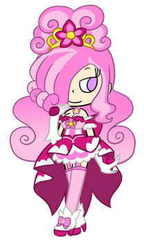 Is this Cure Flora? by caramelangel714