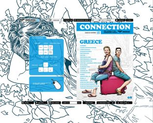 Illustrations for Connection by t-drom