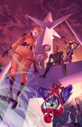 All-New Inhumans #5 by Pryce14