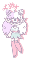 [ teeny Lolly chibi ] by hello-planet-chan