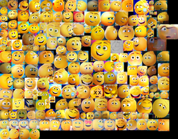 The Gene Collage (The Emoji Movie) by Gumball1999