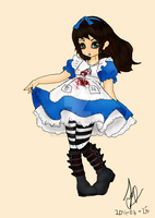 Alice : Madness returns by Nimdra