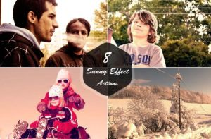 8 Free Sunny Action by symufa