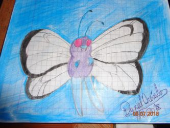 Butterfree by 1987arevalo