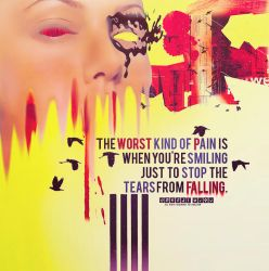 The worst kind of pain by Nollyan