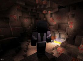 Redstone Heaven by CrystalWolfXx