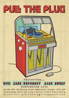 'Pull the Plug' Jan. 2013 Poster by ed-norden