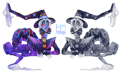 [OPEN] ANiMATRONiQUES ~Snake Witch OTA~ by Witchin