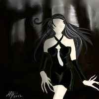 Slender Woman by Ami-Cat