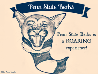 Penn State is ROARING! by Lavender-Lavy