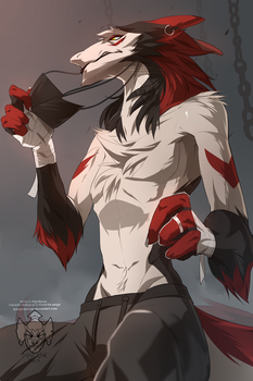 Commission for shysa-the-sergal by MajinBanzai