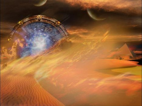 Stargate Distant Worlds by angel1592