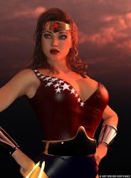 2017 Wonder Girl (to the third power) by thejpeger