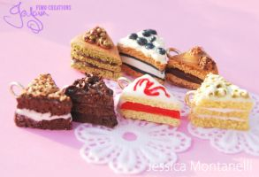 Cake Slices Charms 2 by Jeyam-PClay