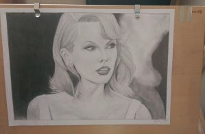 Taylor Swift by AvinashSurila