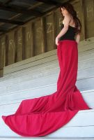 Eli In Red - The Rest - 08 by Gracies-Stock