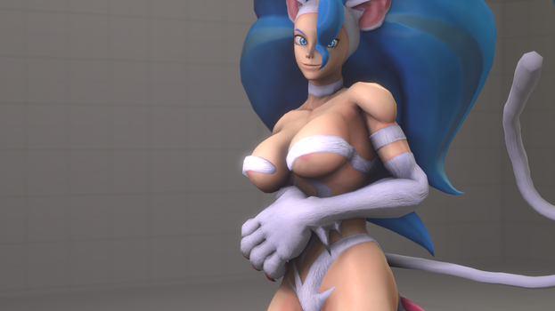 Felicia GIF [NSFW Loop] by AWESOMEKILLING
