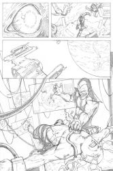 X-Men Sample pg6 by theDougArthur