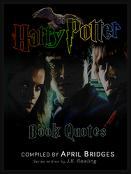 Book Cover - Harry Potter, Book Quotes by babygurl83