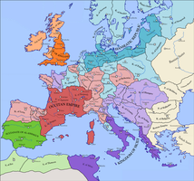 Traders and Troubadours: Europe 1566 by Keperry012