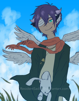 Angel Boy by ResidentSadist
