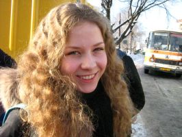 Tipicaly russian girl by Agarvaen