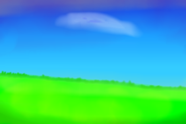 Landscape- Field (Reattempted!) by Dannyman12