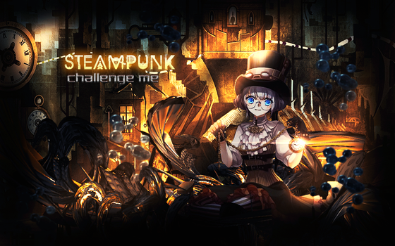 SteampunkchallengeOriginal by BlackSeraphimXIIV