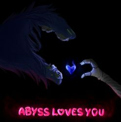 Abyss Loves You by ModounBubble