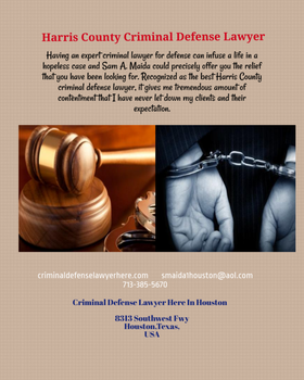 Harris-County-Criminal-Defense-Lawyer by Sambrits