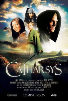Catharsys Movie Poster by AnaB