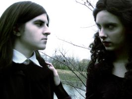 Bella and Snape 16 by NeverlandForever